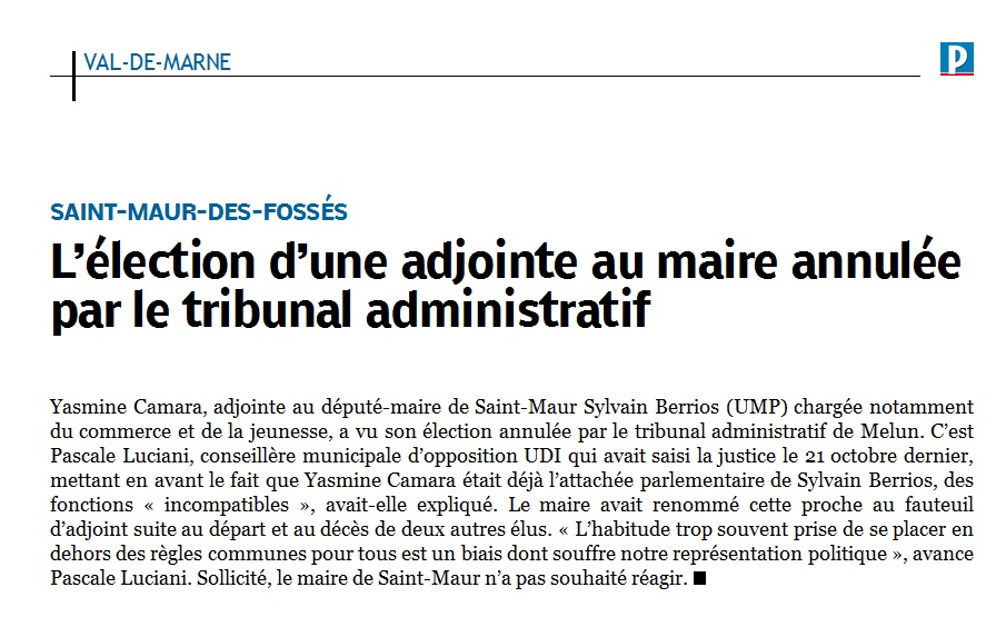 leparisien annulation election