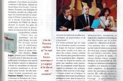 La Revue parlementaire : Politiques et numérique réconciliation?