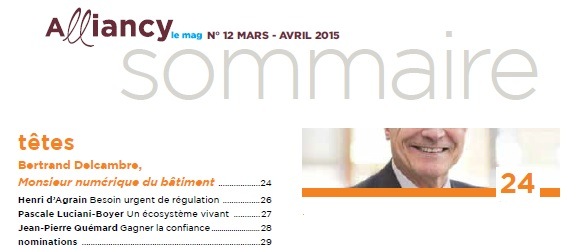 allinacy le mag mars 2015 sommaire